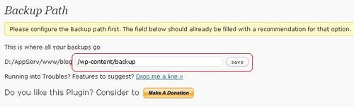 Wordpress yedek alma ve yedeği geri yükleme yöntemi by you.
