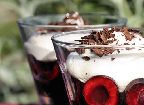black forest trifle 3509 R