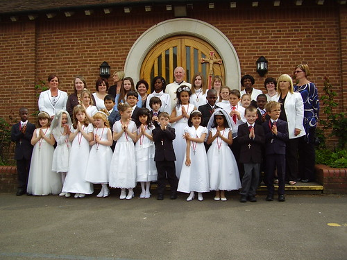 First Communion May 2009