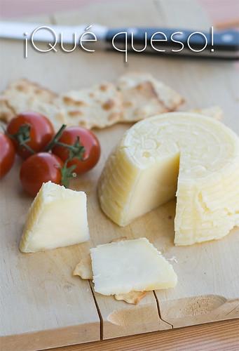 Qué queso!! casero!!