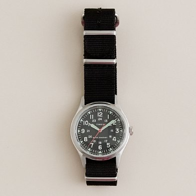 jcrew military watch