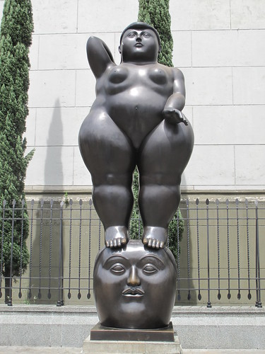 A typical Botero