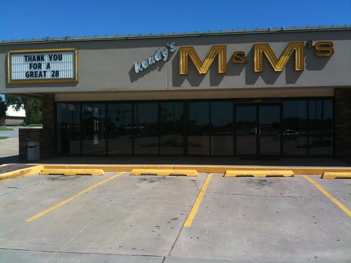 So long to Randy's M & M's in Edmond