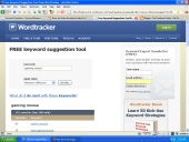 Word Tracker Keyword Suggestion Tool for freelance writers