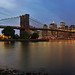 New York - Brooklyn Bridge Panorama