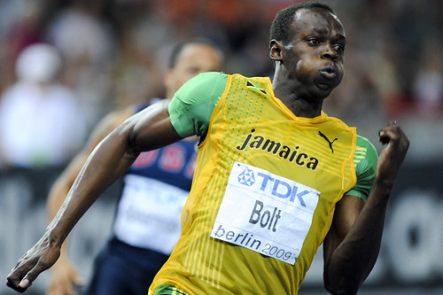 Bolt will compete on the Diamond League, Sweden