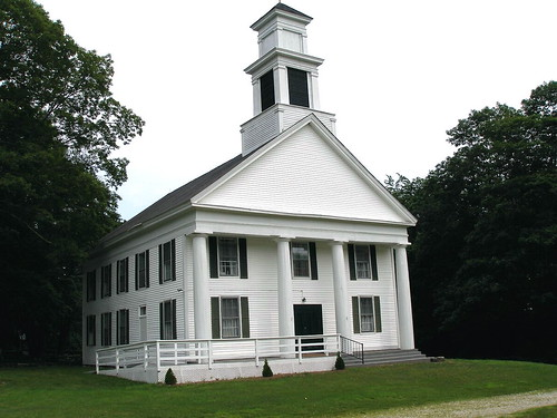 WESTMINSTER - CONGREGATIONAL CHURCH - 01