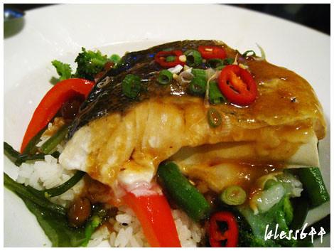 水舞饌(崇德店)-清蒸樹子鱸魚