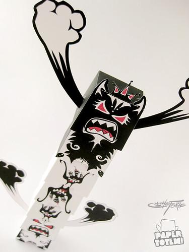 Paper Totem! x Castleforte