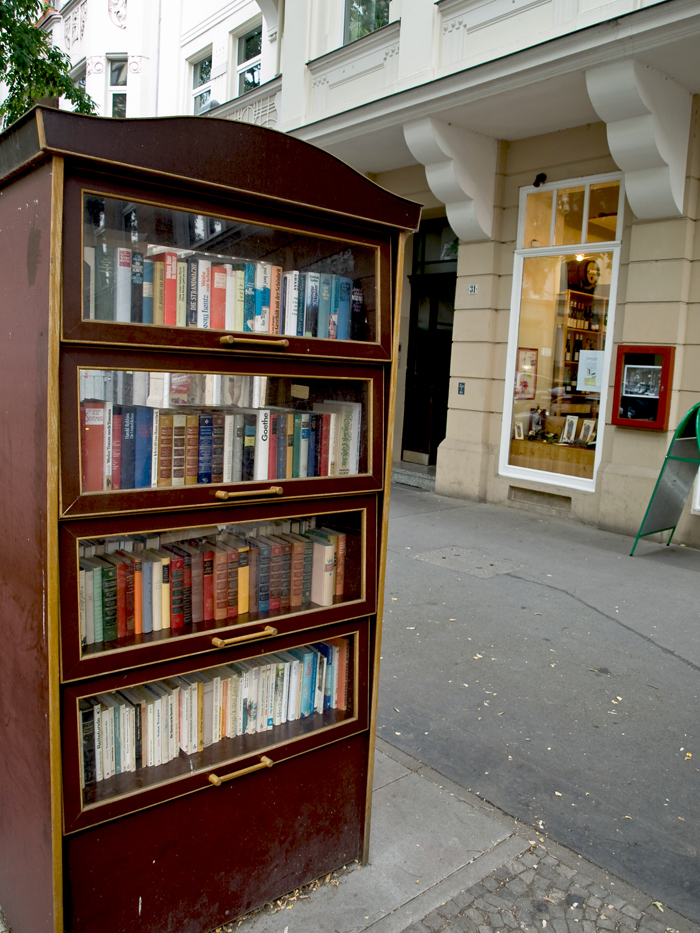 The Community Bookcase