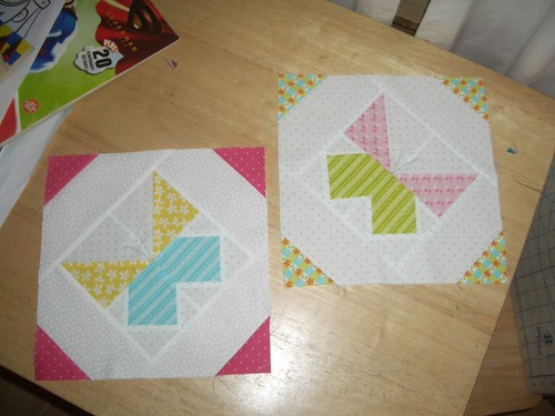 Sew Kid at Heart Blocks for Terrie