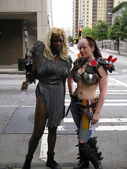 WPE Marauders (samaritanx) Tags: bellechere 2009dragoncon