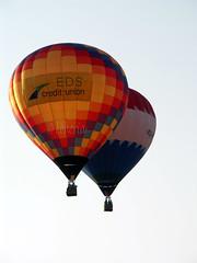 Plano Balloon Festival - EDS Credit Union