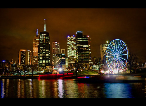 September Nights - Melbourne