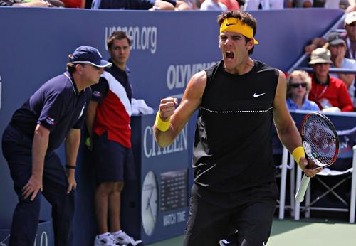 Juan Martin Del Potro, 2009 US Open