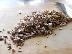 Mushroom Ricotta Ravioli