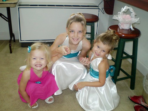 Junior Bridesmaid and Flower Girl Dresses