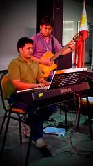 Piano & Guitar (nargalzius) Tags: bookfair smx mallofasia