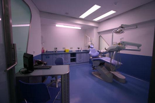 Dental Clinic Interior Design Modern dental clinic interior