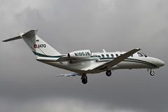 N100JS - JATO Aviation - Cessna 525B Citation CJ3 - Luton - 090914 - Steven Gray - IMG_7159