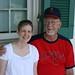 week 22- Jen & Dad at Carnton