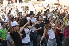 Silent rave, il ballo silenzioso conquista Catania