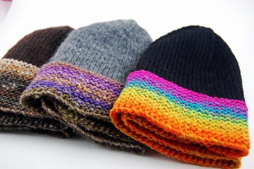 Noro Scrap Hats 01