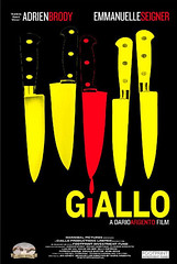 Giallo Poster (by senses working overtime)