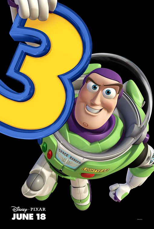 poster Toy Story 3 Buzz Lightyear