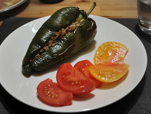 4024324960 85401da32b Stuffed Poblano Peppers: Finding The Spicy