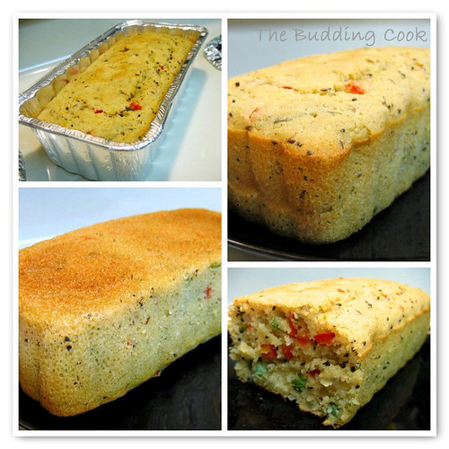 Savory Semolina Cake1