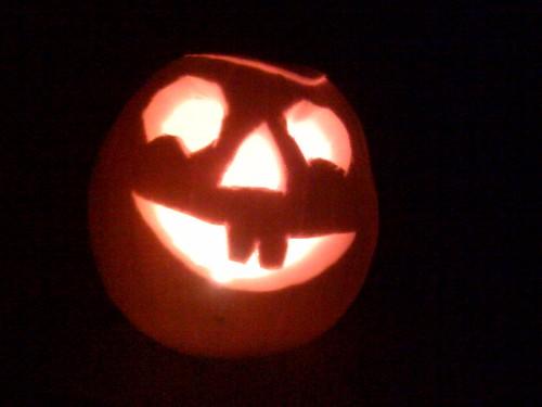 Minnow's Jack-o-lantern