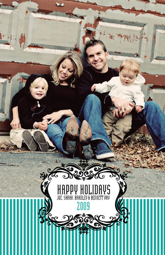 christmas holiday photo card 45