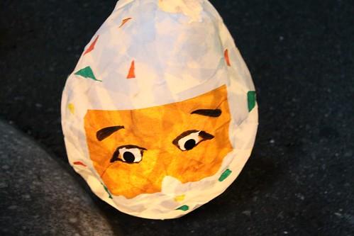 Hakata Mask Lantern