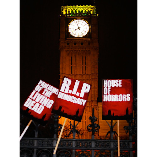 Parliament of the Living Dead