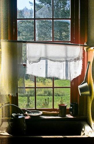 Farmers Museum Window