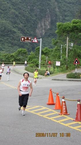Kiwi0821 拍攝的 2009年花蓮太魯閣馬拉松 (312)。