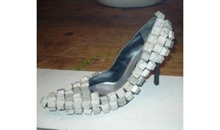 Keyboard shoes