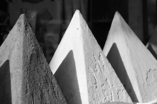 Spice pyramids...