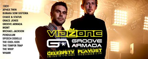 Groove Armada Celebrity Playlist_EN