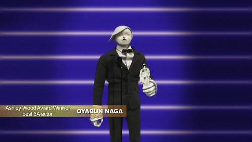 Award winning of Oyabun Naga