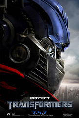 [Poster for Transformers]
