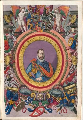 Fuggerorum et Fuggerarum .. Imagines e