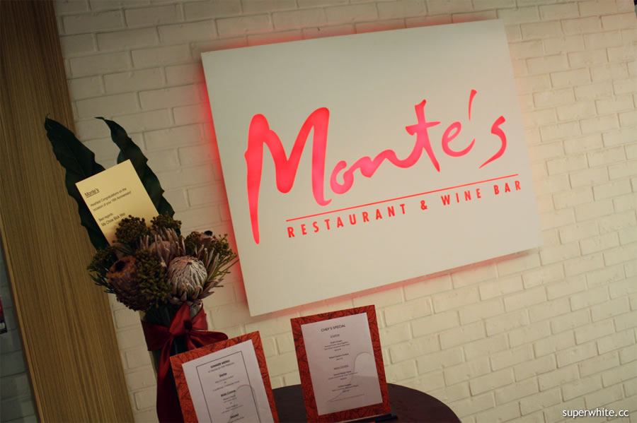 Monte's Restaurant & Wine Bar