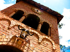 Entrance to Shiwa Ngandu