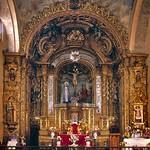 Quito: Capilla de Cantuña, S. XVIII