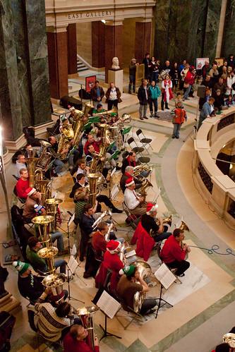 Tuba Christmas 2009
