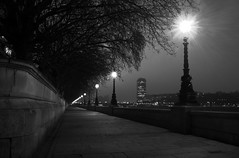 London Dawn (GeordieCraig) Tags: morning light white black london westminster thames dawn long exposure low