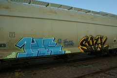 125 sahl (action word) Tags: train graffiti cult mta freight sufer coi 125 kns sahl rtdk