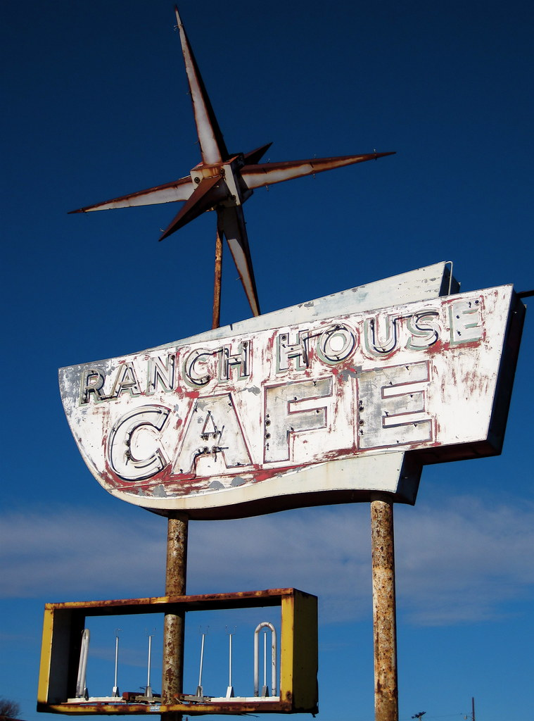 Ranch House Cafe, Vaughn, NM